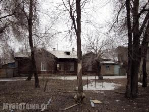 Улица Пугачёвская дом 11. Памятник архитектуры 19 века. Фото Волгограда