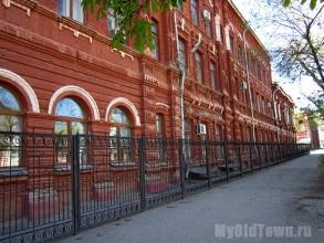 Академическая улица