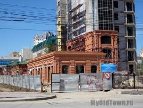 Улица Академическая дом 2. Фото Волгограда.