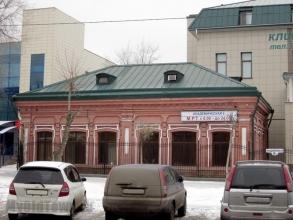 Улица Академическая дом 6. Фото Волгограда.