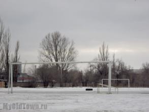 Улица Баррикадная стадион Пищевик. Фото Волгограда