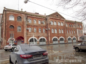 Улица Баррикадная дом 21. Фото Волгограда