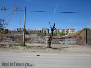 Улица Баррикадная, 8. Волгоградский винзавод. Фото
