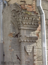 Остатки старинных ворот. Улица Ковровская, 13 Фото Волгограда