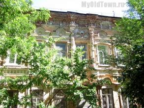 Улица Балашовская дом 13. Фото Волгограда