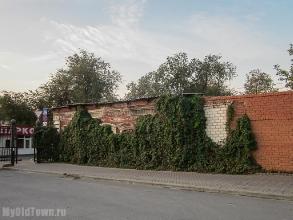 Невская улица. Фото Волгограда