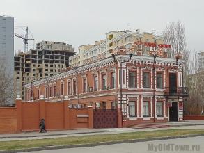 Улица Невская дом 3. Банк Кор. Фото