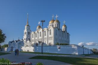 Успенский собор во Владимире. Фото