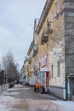 Проспект Ленина, дом 45. Фото Дзержинска