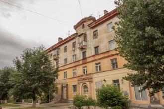 Дом 13. Проспект Дзержинского. Фото старого Дзержинска