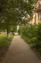 Старые улочки Дзержинска