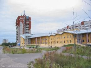 Дзержинск. Проспект Циолковского