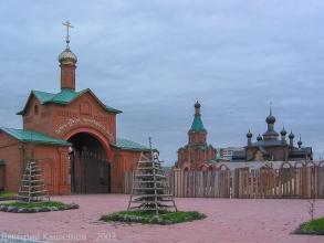 Фото Дзержинска. Церкви Иоанна Предтечи и Тихоновская