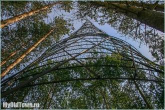 Башня Шухова. Фото
