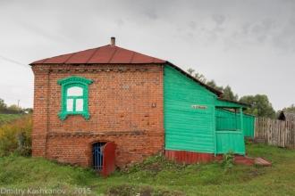 Село Толба. Как нарисовать окно. Фото