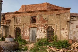 Работы по восстановлению фасада церкви
