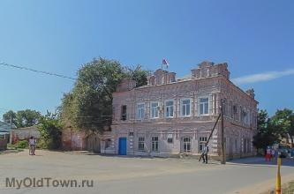 Заплавное село