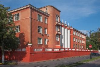 Здание Технического университета. Нижний Новгород