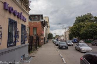 Улица Ильинская. Нижний Новгород