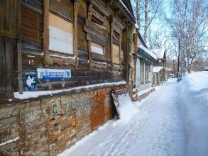 Новосолдатская, 12а, древний фундамент