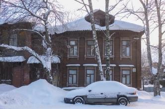Новосолдатская улица
