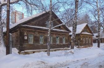 Ул. Новосолдатская, дома 6 и 8