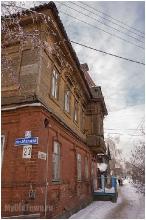 Перекресток улиц Марата и Вокзальной. Фото Нижнего Новгорода