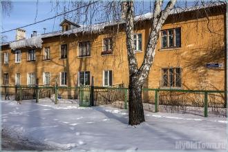 Палисадник. Улица Афанасьева, 14. Нижний Новгород. Фото