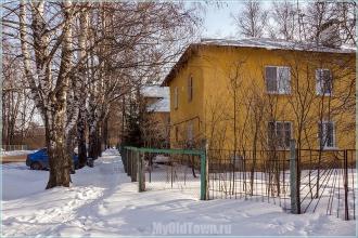 Улица Афанасьева, д. 21. Нижний Новгород. Фото