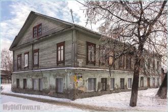 Улица Интернациональная. Нижний Новгород