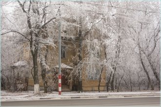Улица Белинского, д. 37. Старые деревянные дома в Нижнем Новгороде. Фото 2014 года