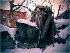 Фотографии дома 14 по улице Грузинской. Нижний Новгород