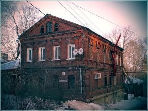 Улица Грузинская, дом 4. Фото Нижнего Новгорода