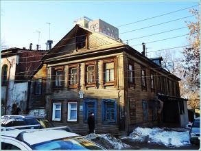 Улица Нижегородская, д. 7. Нижний Новгород