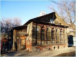 Улица Нижегородская, д. 17. Нижний Новгород