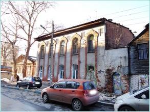 Улица Нижегородская, д. 9. Нижний Новгород