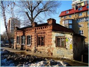 Улица Нижегородская, д. 11/2. Нижний Новгород
