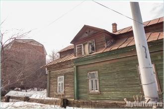 Фото улицы Маслякова. Нижний Новгород