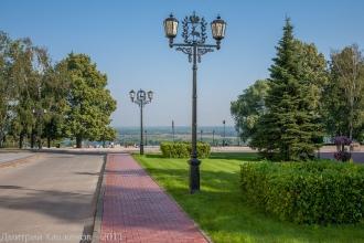 Дорога к Вечному огню. Нижегородский кремль. Фото