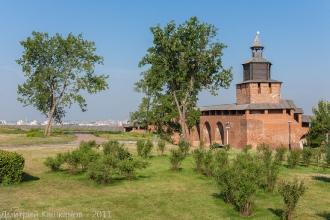 Нижегородский кремль. Часовая башня. Фото