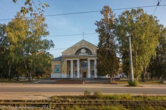 Центральная библиотека автозаводского района