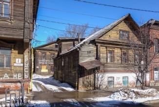 Дома 4 и 4а по улице Славянской. Фото