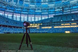 Фотосъемка спортивных объектов