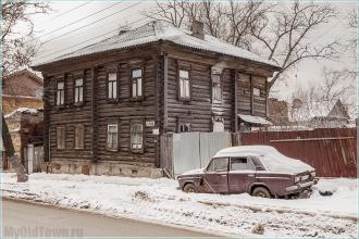 Улица Алеши Пешкова. Нижний Новгород. Фотографии