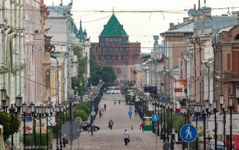 Перспектива улицы Большой Покровской