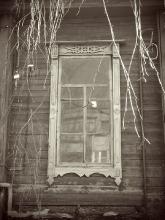 Улица Трудовая, д. 12. Поселок Неклюдово. Борский район Нижегородской области