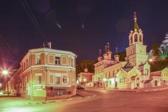 Ивановский съезд.Фото Нижнего Новгорода