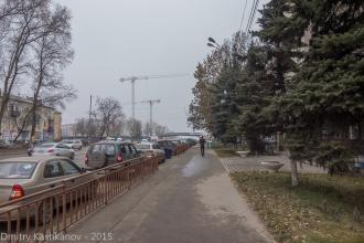 Площадь Лядова и Окский съезд