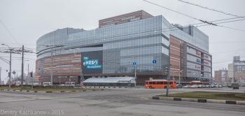 ТРЦ Небо. Площадь Лядова, Нижний Новгород. Фото 2015 года