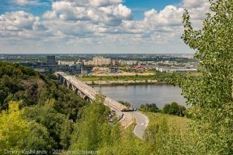 Молитовский мост закрыт на ремонт. Фото